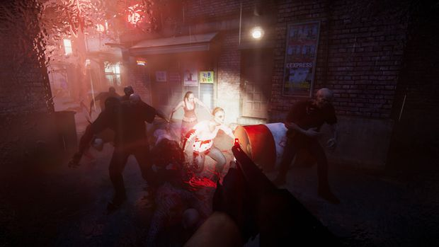 Dead Purge: Outbreak PC Crack