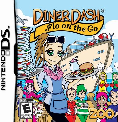Diner Dash: Flo on the Go Free Download