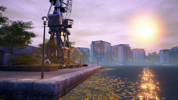 Euro Fishing: Foundry Dock Torrent Download