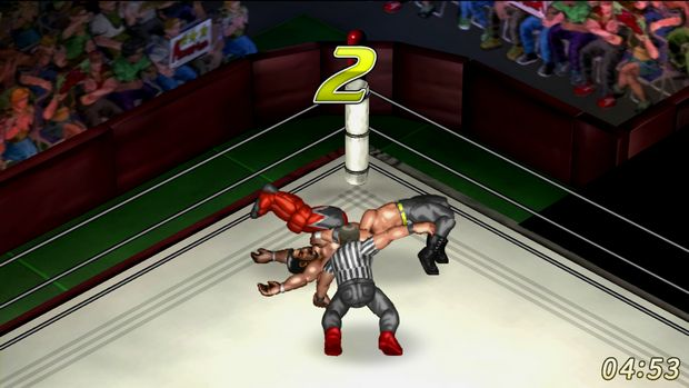 Fire Pro Wrestling World PC Crack
