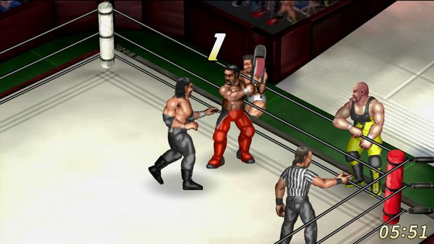 Fire Pro Wrestling World Torrent Download