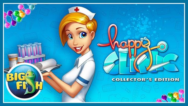 Happy Clinic Collector's Edition Free Download