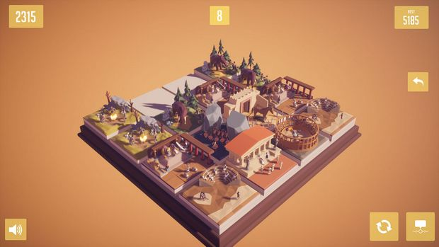 History2048 - 3D puzzle number game Torrent Download