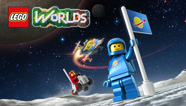 LEGO Worlds: Classic Space Pack Free Download