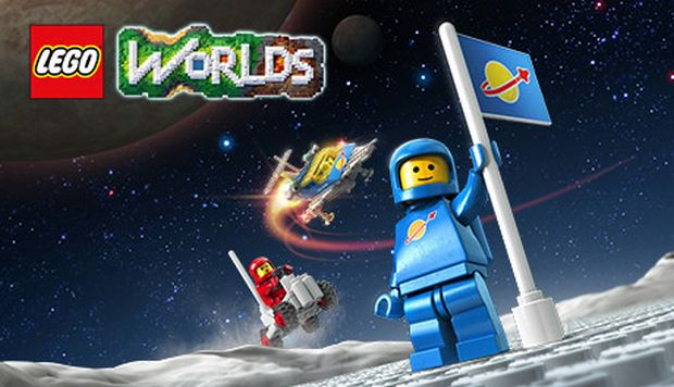 LEGO Worlds: Classic Space Pack Torrent Download