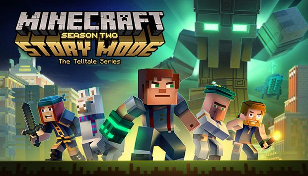 Minecraft: Story Mode - Season Two Free Download