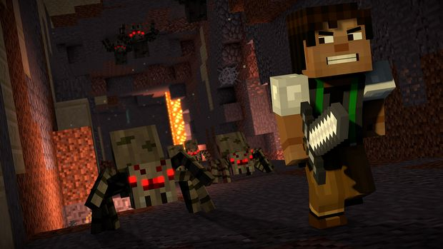 Minecraft: Story Mode - Season Two Torrent Download