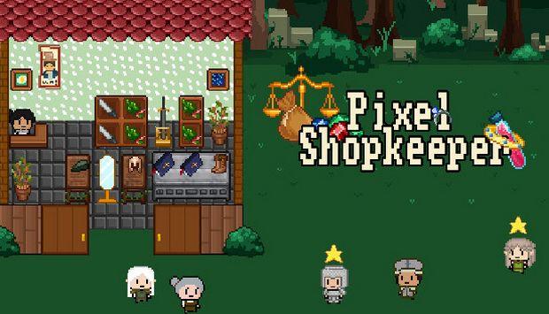Pixel Shopkeeper Free Download