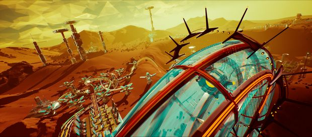 Redout Enhanced Edition Mars Pack PC Crack