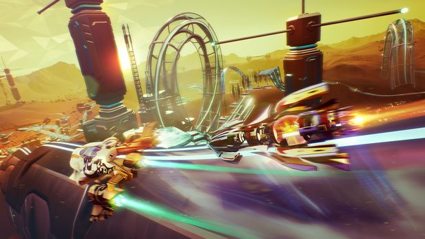 Redout Enhanced Edition Mars Pack Torrent Download