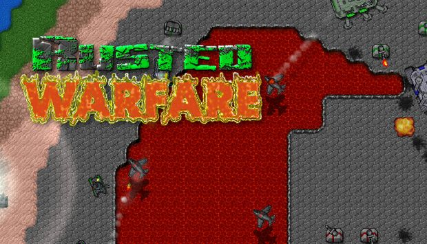 Rusted Warfare - RTS Free Download