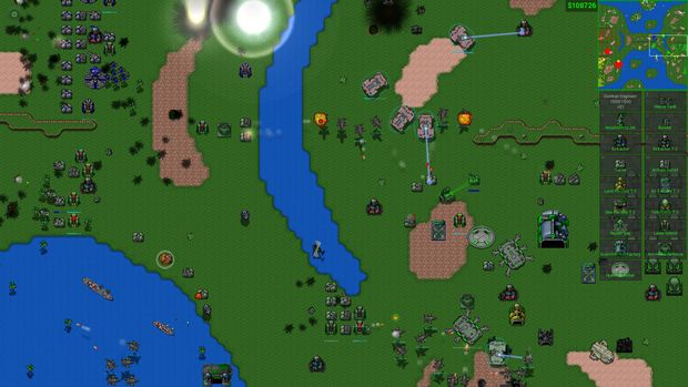 Rusted Warfare - RTS Torrent Download
