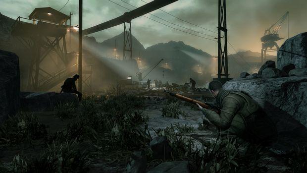 Sniper Elite V2 Complete PC Crack