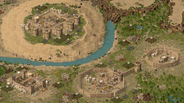 Stronghold Crusader HD Enhanced Edition Torrent Download