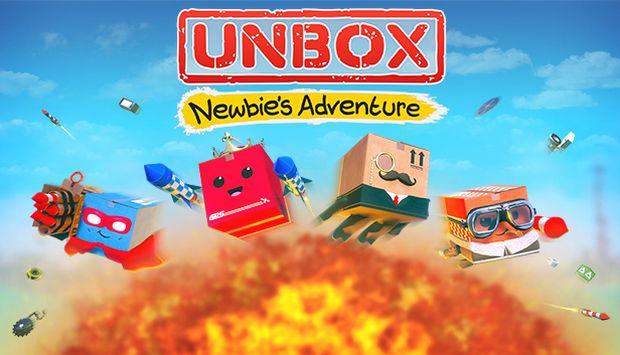 Unbox: Newbie's Adventure Free Download