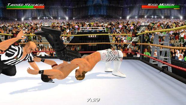 Wrestling Revolution 3D Torrent Download