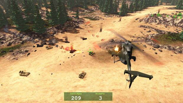 Aerial Destruction PC Crack