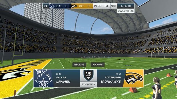 Axis Football 2017 Torrent Download