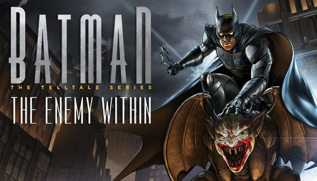 Batman: The Enemy Within - The Telltale Series Free Download