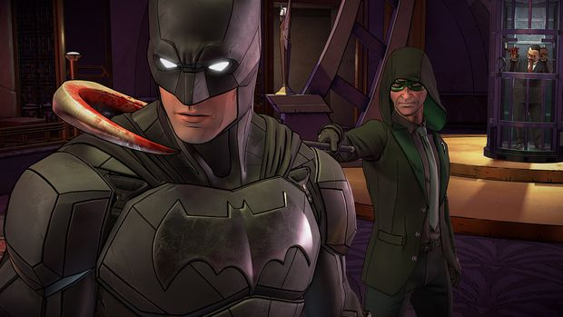 Batman: The Enemy Within - The Telltale Series Torrent Download