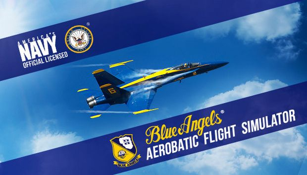 Blue Angels Aerobatic Flight Simulator Free Download