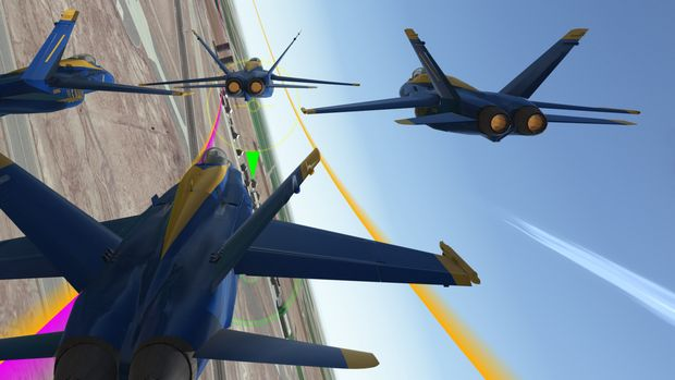 Blue Angels Aerobatic Flight Simulator Torrent Download
