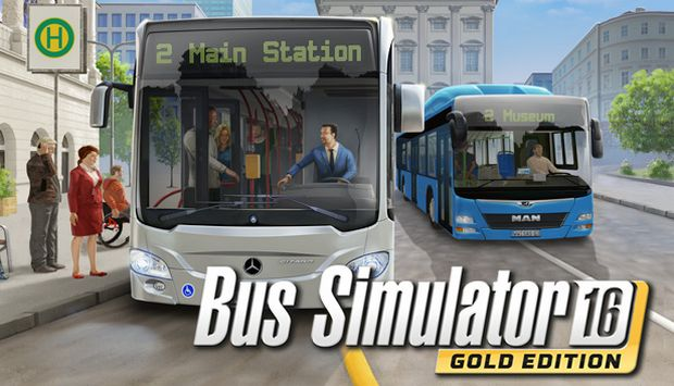 Bus Simulator 16 Free Download