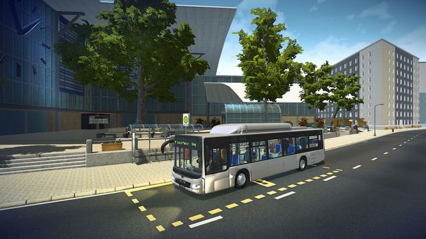 Bus Simulator 16 Torrent Download