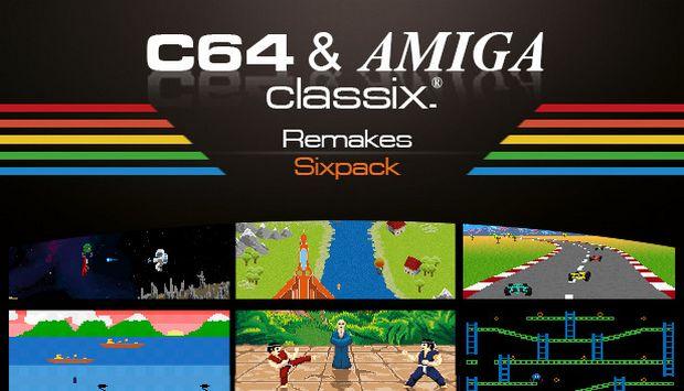 C64 & AMIGA Classix Remakes Sixpack Free Download