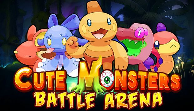 Cute Monsters Battle Arena Free Download