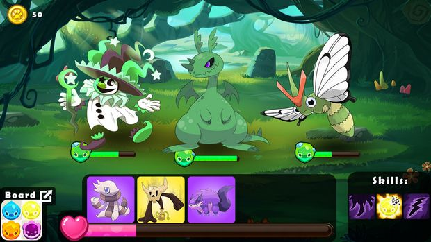 Cute Monsters Battle Arena Torrent Download