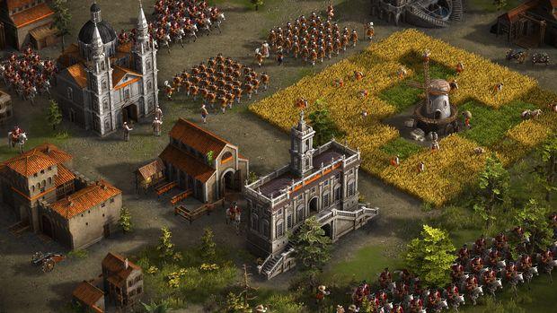 Cossacks 3: The Golden Age Torrent Download