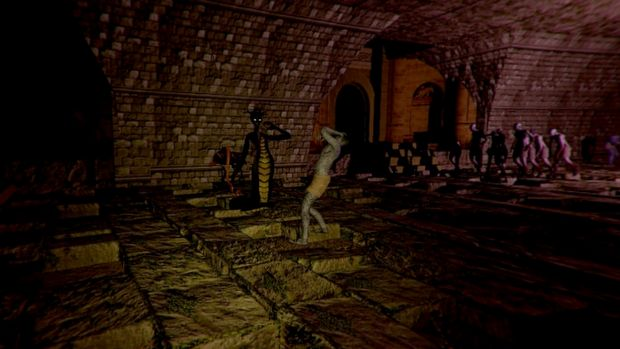 Depths of Fear :: Knossos PC Crack