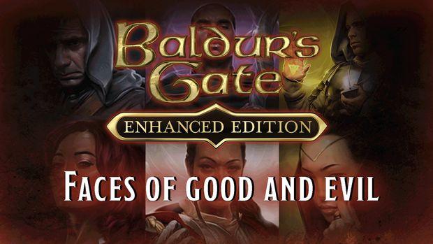 Baldur's Gate: Enhanced Edition Faces of Good and Evil