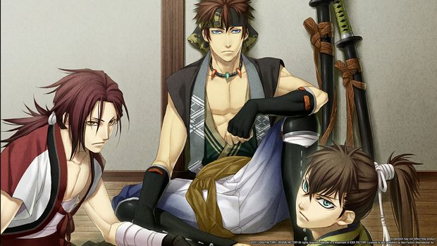 Hakuoki: Kyoto Winds PC Crack