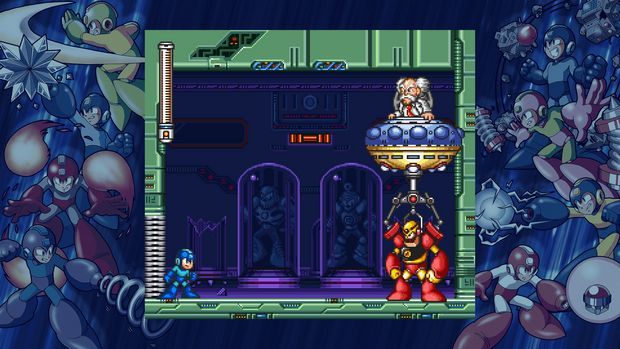 Mega Man Legacy Collection 2 PC Crack