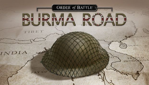Order of Battle: Burma Road Free Download
