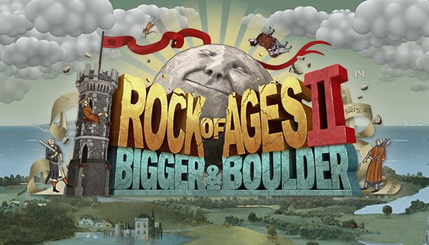 Rock of Ages 2: Bigger & Boulder Free Download