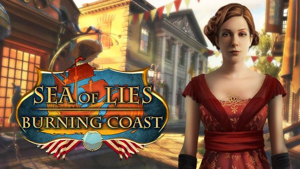 Sea of Lies: Burning Coast Collector's Edition Free Download