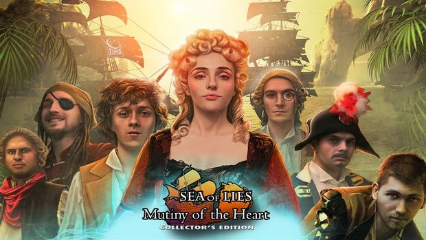 Sea of Lies: Mutiny of the Heart Collector's Edition Free Download