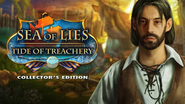 Sea of Lies: Tide of Treachery Collector's Edition Free Download