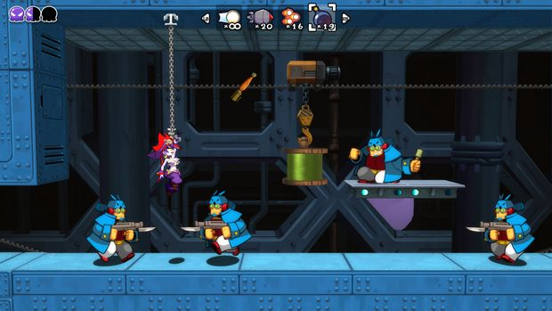 Shantae: Pirate Queen's Quest PC Crack