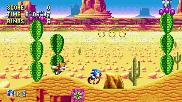 Sonic Mania PC Crack - Sonic Mania Free Download (CRACKED)