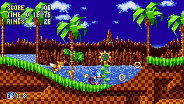 Sonic Mania Torrent Download - Sonic Mania Free Download (FULL UNLOCKED)