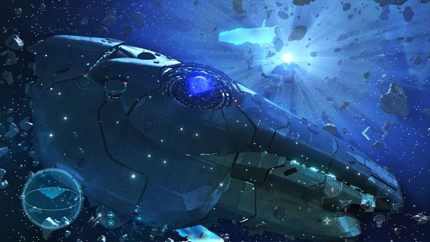 Starpoint Gemini Warlords: Titans Return Torrent Download