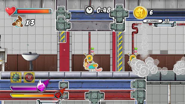 Super ComboMan: Smash Edition PC Crack