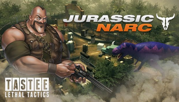 TASTEE: Lethal Tactics - Map: Jurassic Narc Free Download