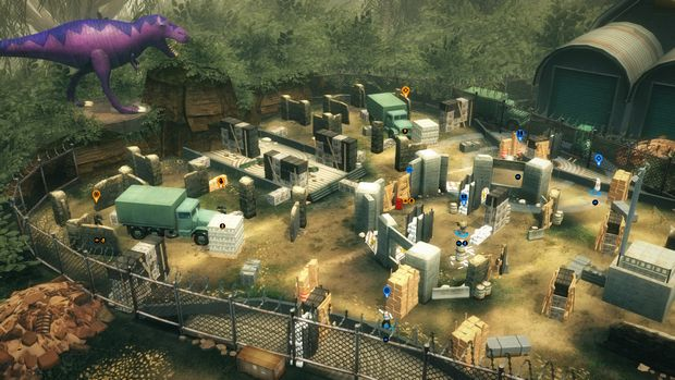 TASTEE: Lethal Tactics - Map: Jurassic Narc Torrent Download