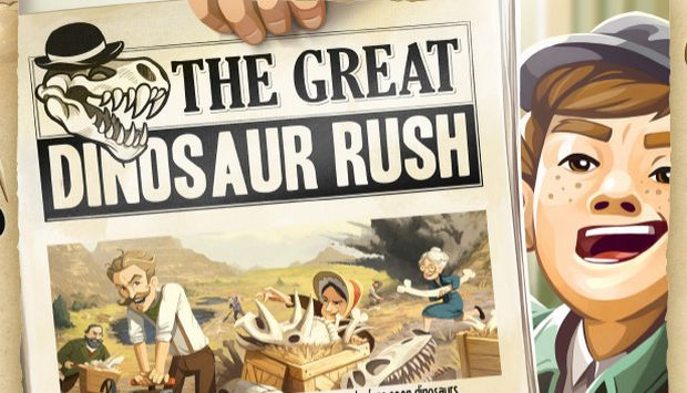 Tabletop Simulator - The Great Dinosaur Rush Free Download