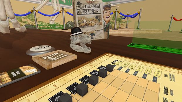 Tabletop Simulator - The Great Dinosaur Rush Torrent Download
